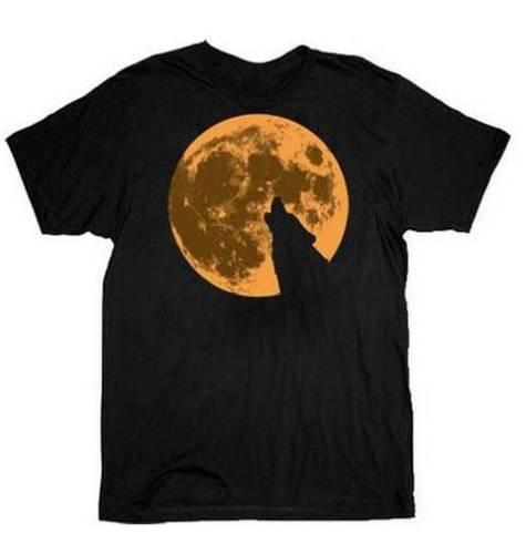 0e9e64324cb46 True Blood Howling Werewolf Wolf Moon Black Adult T Shirt Printed Summer  Style Tees Male Harajuku Top Fitness Brand Clothing Mens Shirt Printed  Shirts From ...