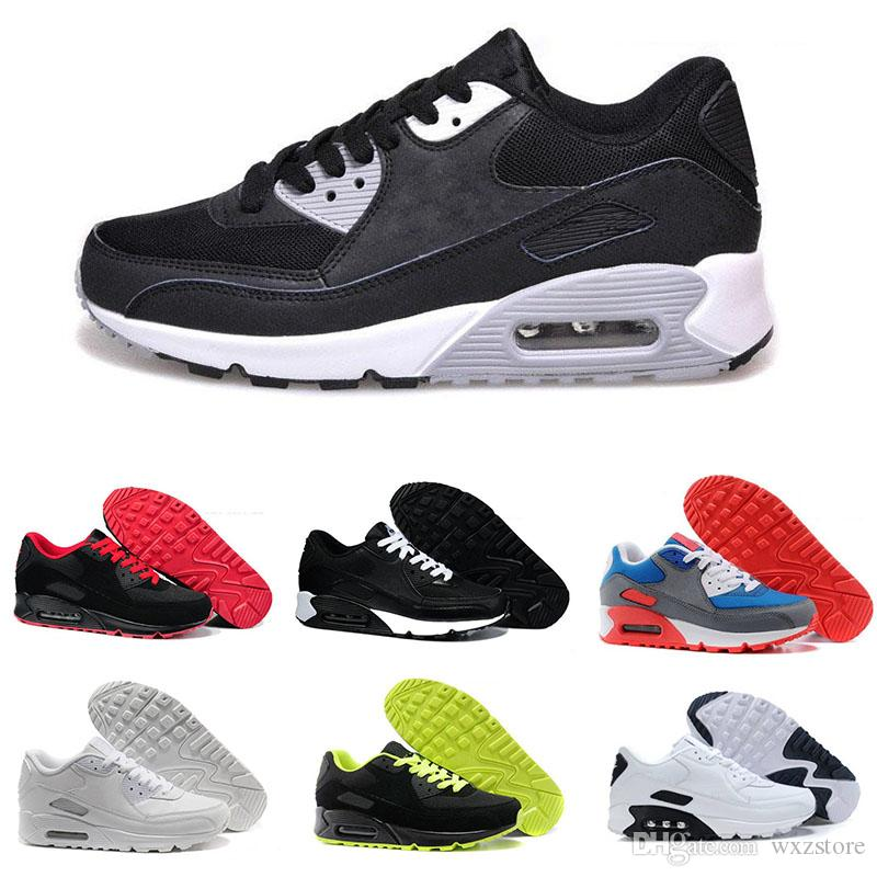 539034d7f56 2018 New Arrival Mens Womens Shoes Classic 90 Men And Women Casual ...