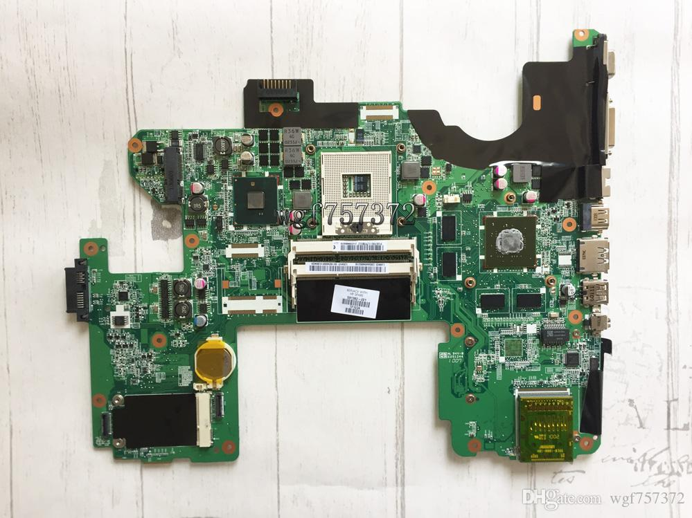 For HP DV8 DV8T Laptop Motherboard 591382-001 Intel PM55 Chipset DDR3 Nvidia Graphics DAUT8AMB8D0 Notebook Systemboard