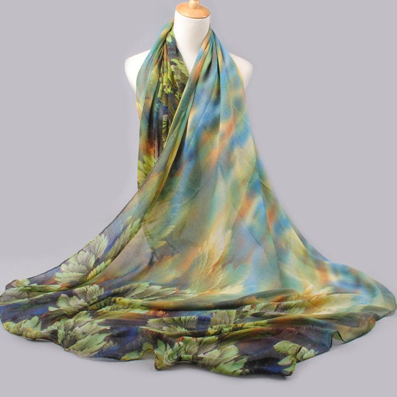 2018 new 180*90 women scarf lady's Scarves long shawl pashmina cotton scarf wrap autumn winter cape hijab muffler