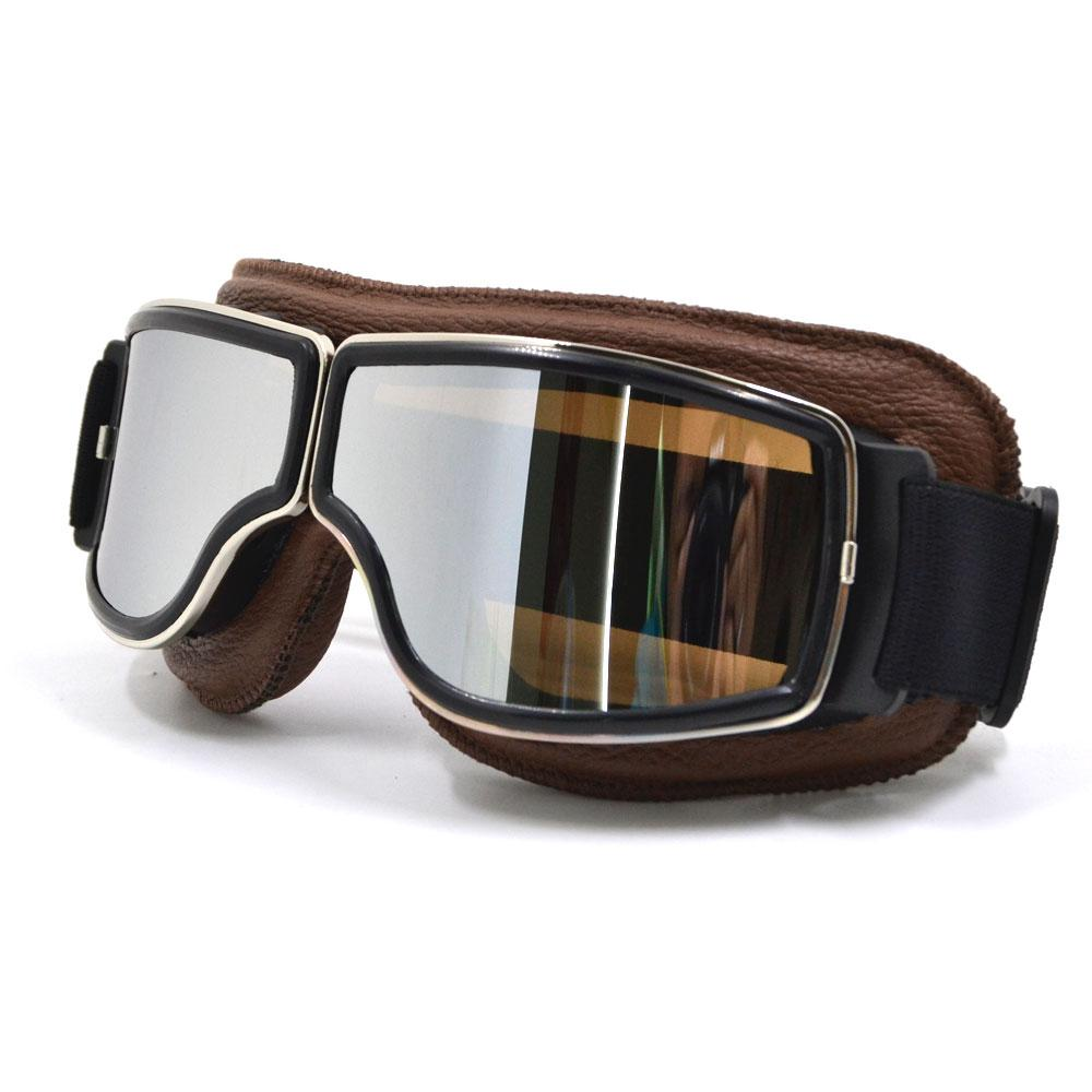 7c2cead2ef18 BJMOTO Brand New Cool Scooter Motocross Goggle Glasses Motorcycle ...