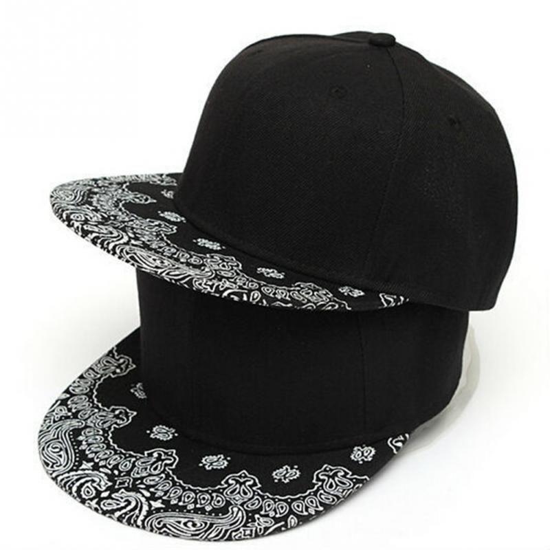 c5116176a7d78e Fashion Hiphop Baseball Cap Men And Women Adjustable Snapback Print Summer  Autumn Hat Big Hats Hat Stores From Vintage66, $26.36| DHgate.Com