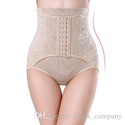 16d511615 2019 High Waist Trainer Tummy Control Panties Butt Lifter Body Shaper  Corsets Hip Abdomen Enhancer Shapewear Underwear Panty Hooks From  Twins company