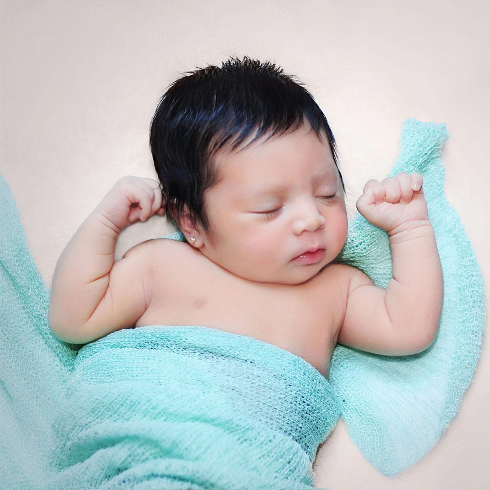 2018 Newborn Stretch Wrap Newborn Posing Fabric Rayon Stretch Wrap