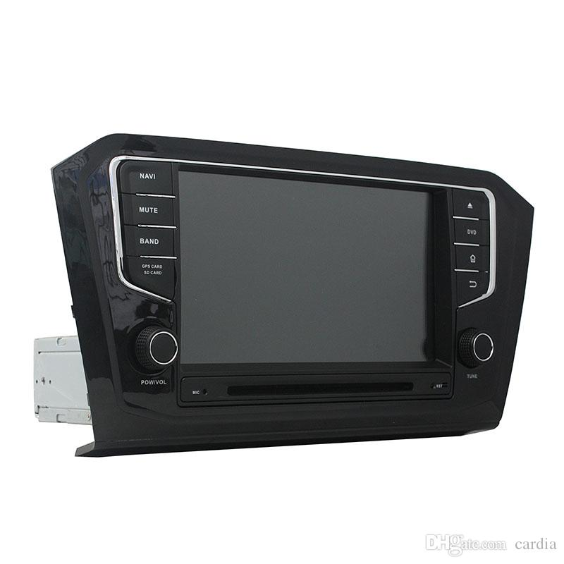 Car DVD player for Volkswagen PASSAT 2015 8inch 4GB RAM Andriod 8.0 Octa core with GPS,Steering Wheel Control,Bluetooth,Radio