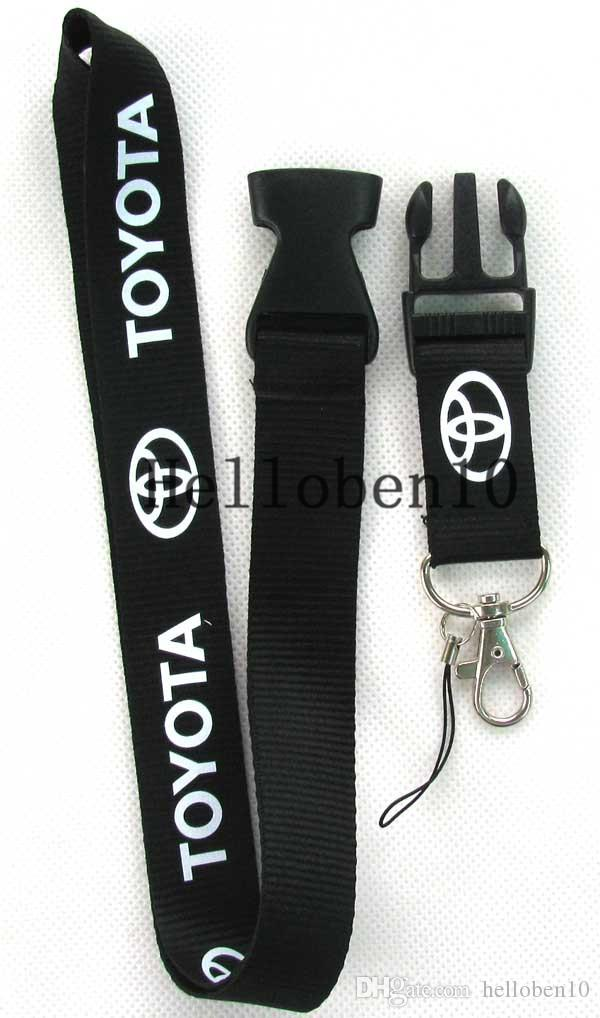 100 blak key chains. It has a car sign on it. You can also hang up your mobile phone and camera. Buy a of discounts
