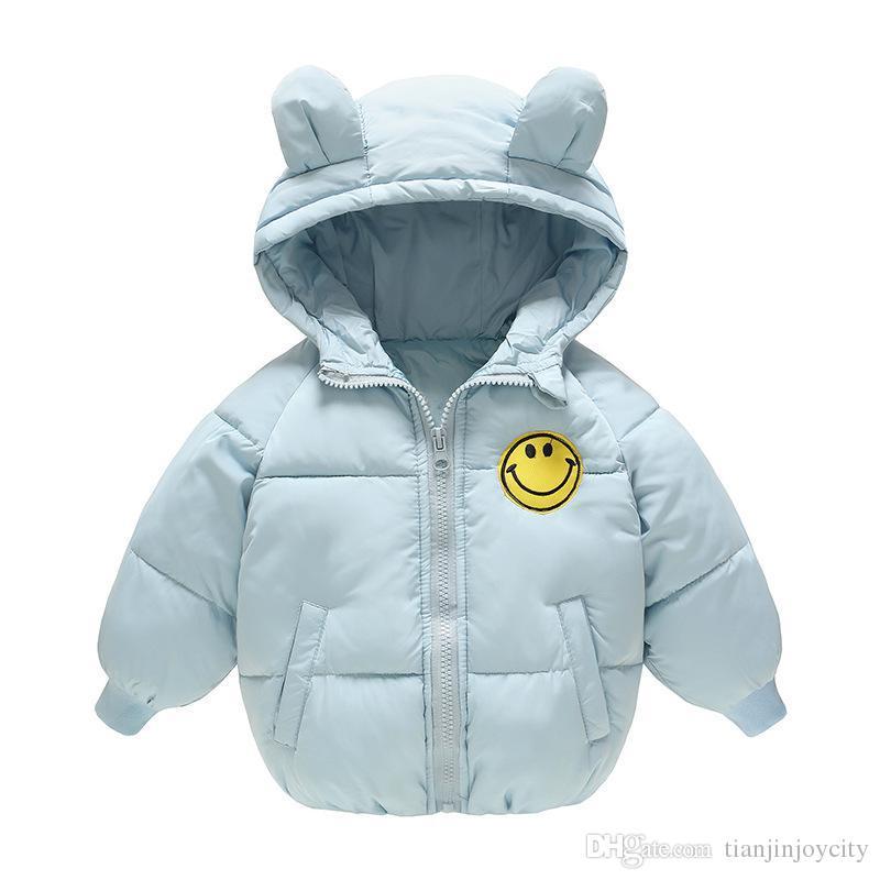 a65a48eab8f2 Danmoke Boys Girls Sweatshirts Coat Kids Sport Hoodies Winter ...
