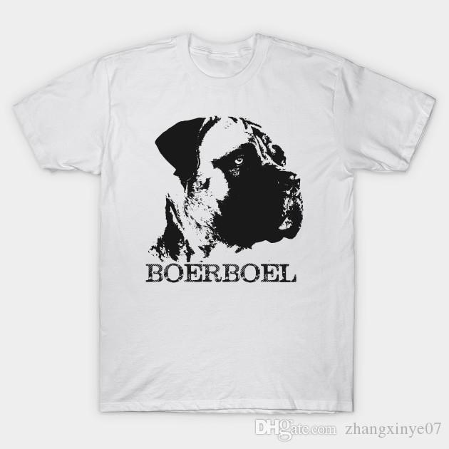 Boerboel - South African Mastiff T-Shirt