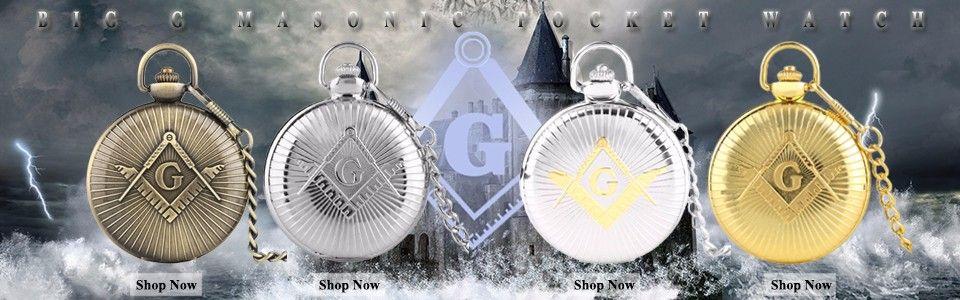 Vintage Retro Men Women Dress Gold Shield Round Case Quartz Pocket Watch with Chain Gift Box Fob Watches