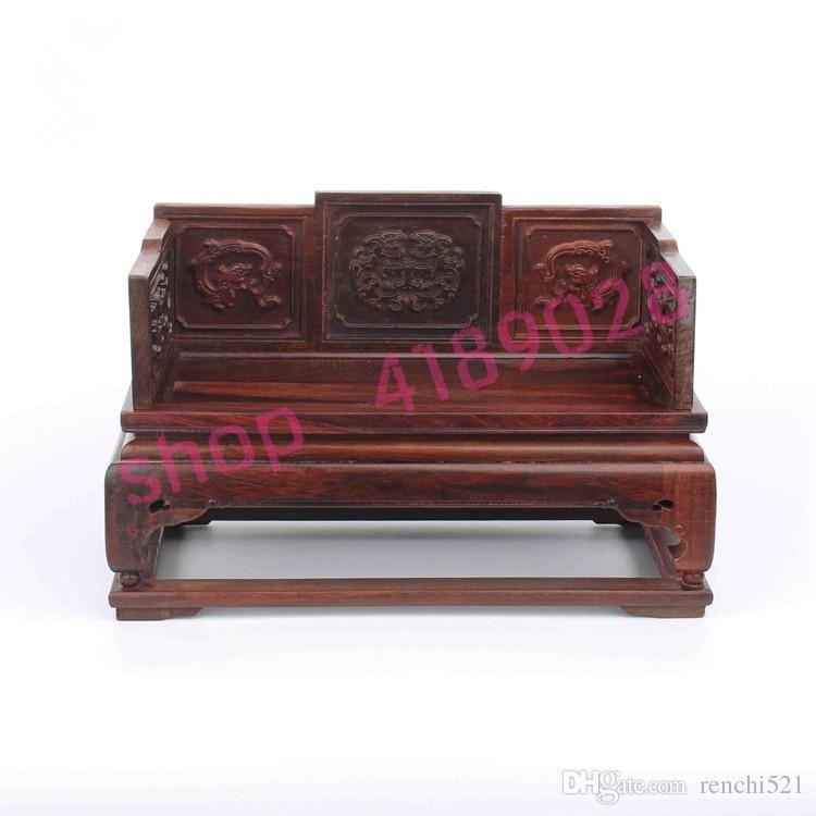 Modelli Di Mobili.Modelli Di Mobili Classici In Miniatura Nelle Dinastie Ming E Qing Legno Rosso Acido Trono In Legno Massello Decorazioni Per La Casa