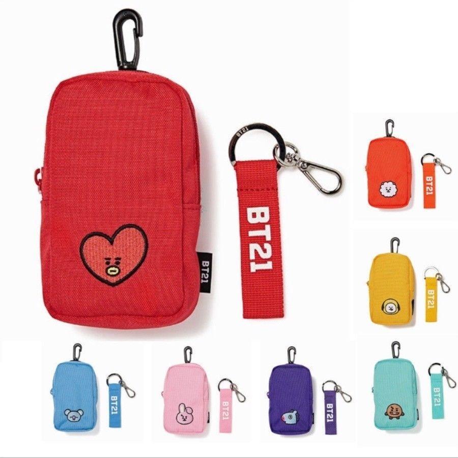 Kleidung & Accessoires Lot Of 4 Neu Damen 2 Seitig 2 Taschen Leder Wechsel Geldbörse Münzbörse Zip-fall Geldbörsen & Etuis