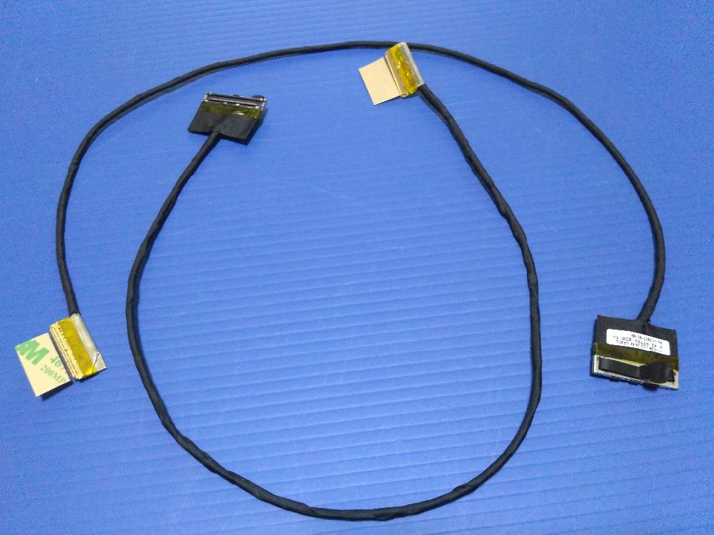 Free shipping New LCD EDP CABLE for CLEVO P770 P775 P870 DMG with  B173HAN03 0 1080P 144MHZ 40pin 0 5mm pitch cable