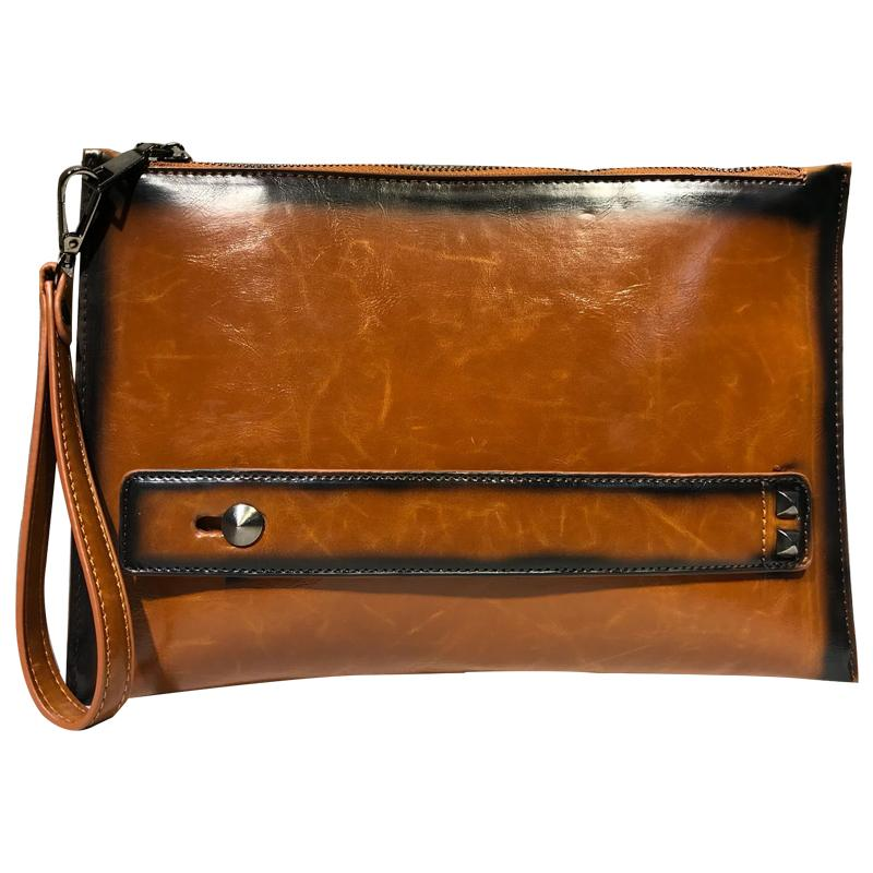 Khaki Women Party Clutch Bag Chain Shoulder Bag Envelope Leather Clutch  Purse Female For Women Handbags Messenger Ivanka Trump Handbags Leopard  Clutch From ... ce585ddf36fc5