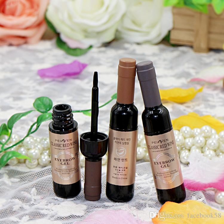 Make Up Brand Makeup Eyebrow Enhancers Eyebrow Black Coffee Gray Peel Off Eye Brow Tattoo Shadow Eyebrow Gel Cosmetics