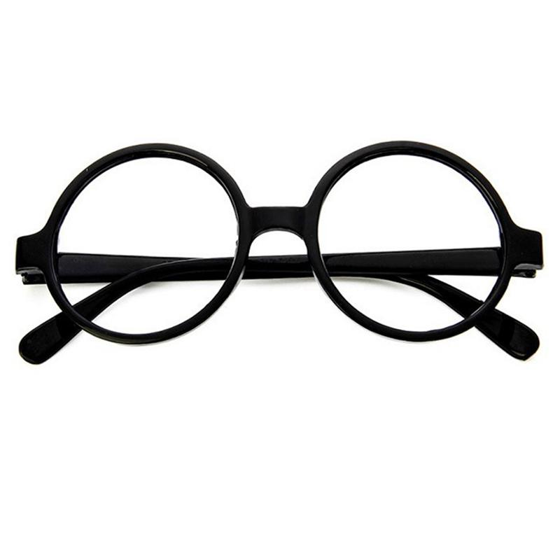 0b57f4cdcb 2019 138 55cm Plastic Vintage Round Reading Glasses Frame Retro Style  Eyeglass Clear Lens Eye Glasses Frames From Marquesechriss