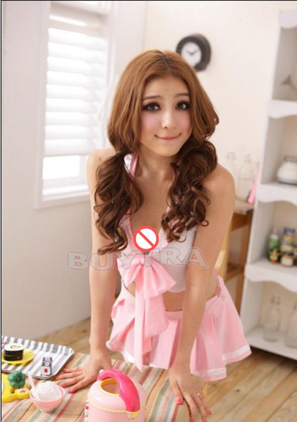 9e037105e88 Woman Pink Sailor Adult Sex Costumes Sexy Lingerie Hot Racy College  Students Uniforms Halloween Costumes For Women Cheap Sexy Skirts Plus Size  Sexy Skirt .