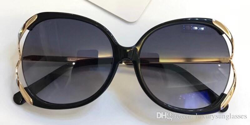 76f0436b2f0 Luxury 2188 Sunglass For Women Deisnger UV Protection Lens Big Frame ...