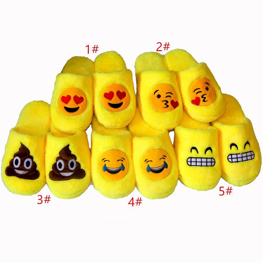 Estilo Compre Emoji Casa 5 De Zapatillas Estilos rT4xTqE