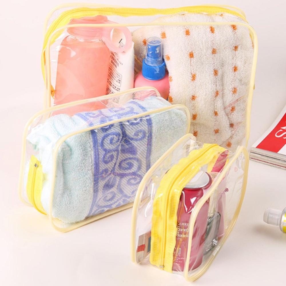 c56acc4282 2019 Women Swimming Bag Waterproof Handbags Transparent PVC Plastic ...