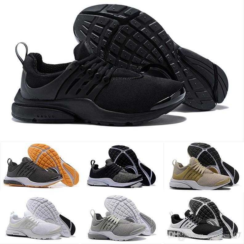 quality design 87129 07386 ... low cost großhandel 2018 nike air presto ultra low designer shoes neue presto  br qs breathe
