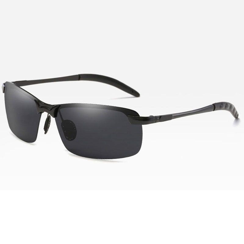 944019c88a Outdoor Sunglasses Men Frameless Glasses Is Popular Polarized Sports Men  Coating Mirror Driving Sun Glasses Male Eyewear Fashion Accessorie Designer  ...