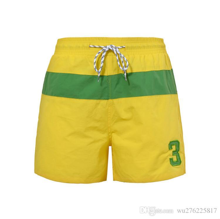 HOT Drop shipping 2017 New summer shorts Men board shorts quick dry material Size M-XXL
