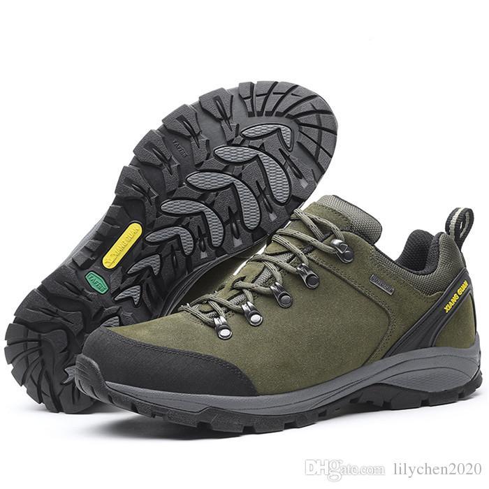 734b3e366fe8 XIANGGUAN 96567 New Mens Running Shoes Designer Waterproof Mountain ...
