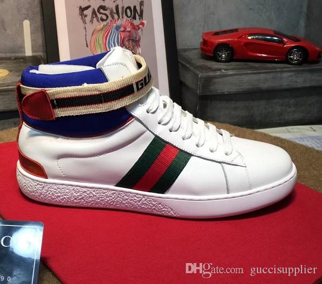 3f756ecc012 Mens sneakers stripe ace high top sneaker pre fall shoes white jpg 629x554  Ace high top