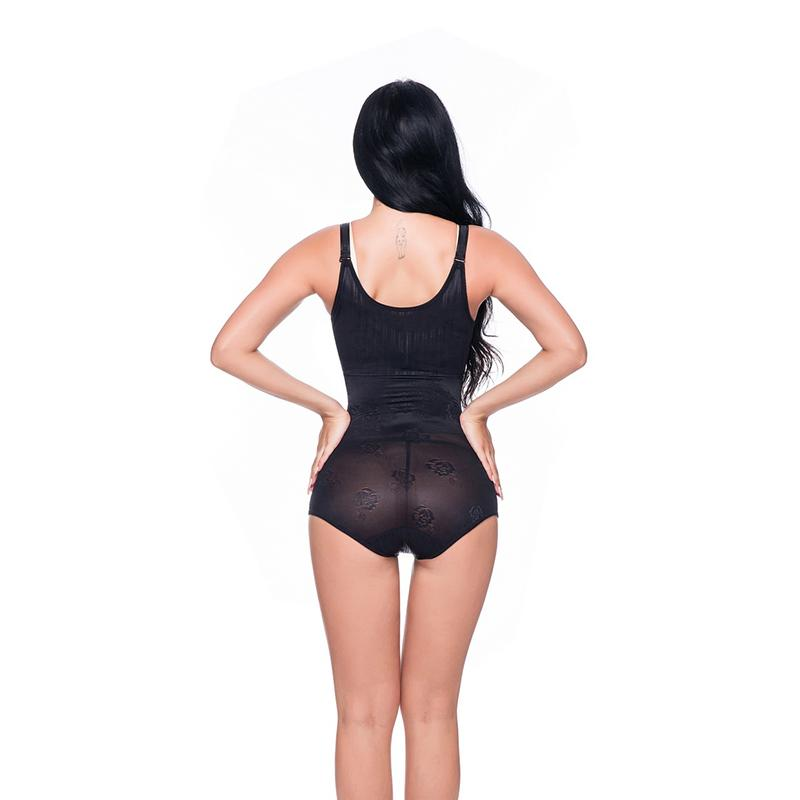 Women's Shapewear Body Briefer Slimmer Thin Full Body Shapers Bodysuits Waist Trainer Post Natal Postpartum Slimming Corset