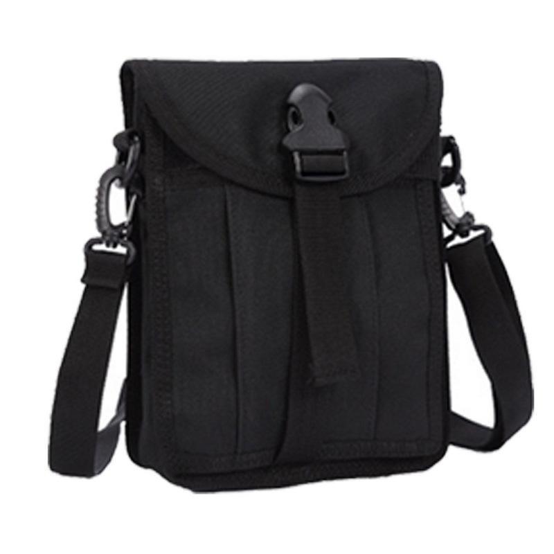 1e7328efef5d NIBESSER Men S Handbag Waterproof Nylon 2 Ways Men Belt Bag Shoulder Bags  Molle Leisure Camera Mochila Military Messenger Bags Evening Bags Handbag  Sale ...