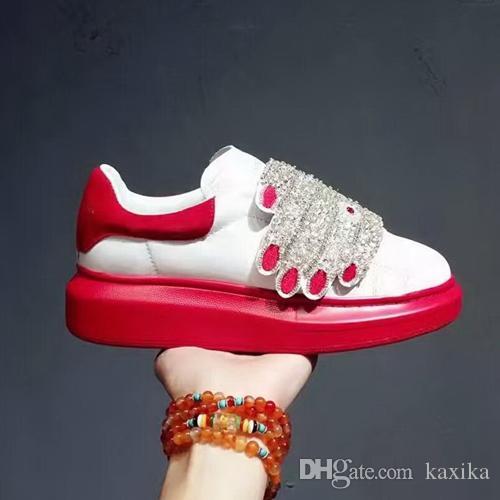 Mode Designer Italien Chaussures Low Femmes Acheter Marque Casual qTAxwt