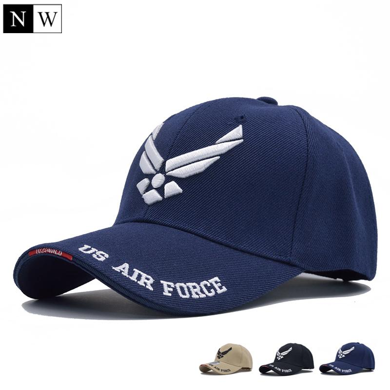 41c818f7da6 2019 NORTHWOOD US Air Force One Mens Baseball Cap Airsoftsports Tactical  Caps Navy Seal Army Cap Gorras Beisbol For Adult From Sportblue