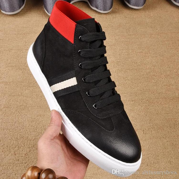 Mens Sneakers Shoes Male Tenis Sports Footwear Outdoor Flats Casual Shoes  Male Lace Up Scarpe Da Uomo With Origin Box Fashion Flat Shoes Dress Shoes  Wedge ... 4d897205f1b07