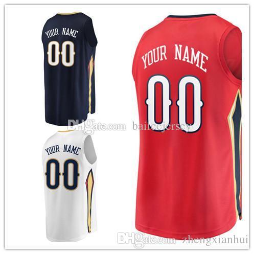 61c482bb Printed 50 Emeka Okafor Basketball Jerseys Uniform 2 Ian Clark 41 ...