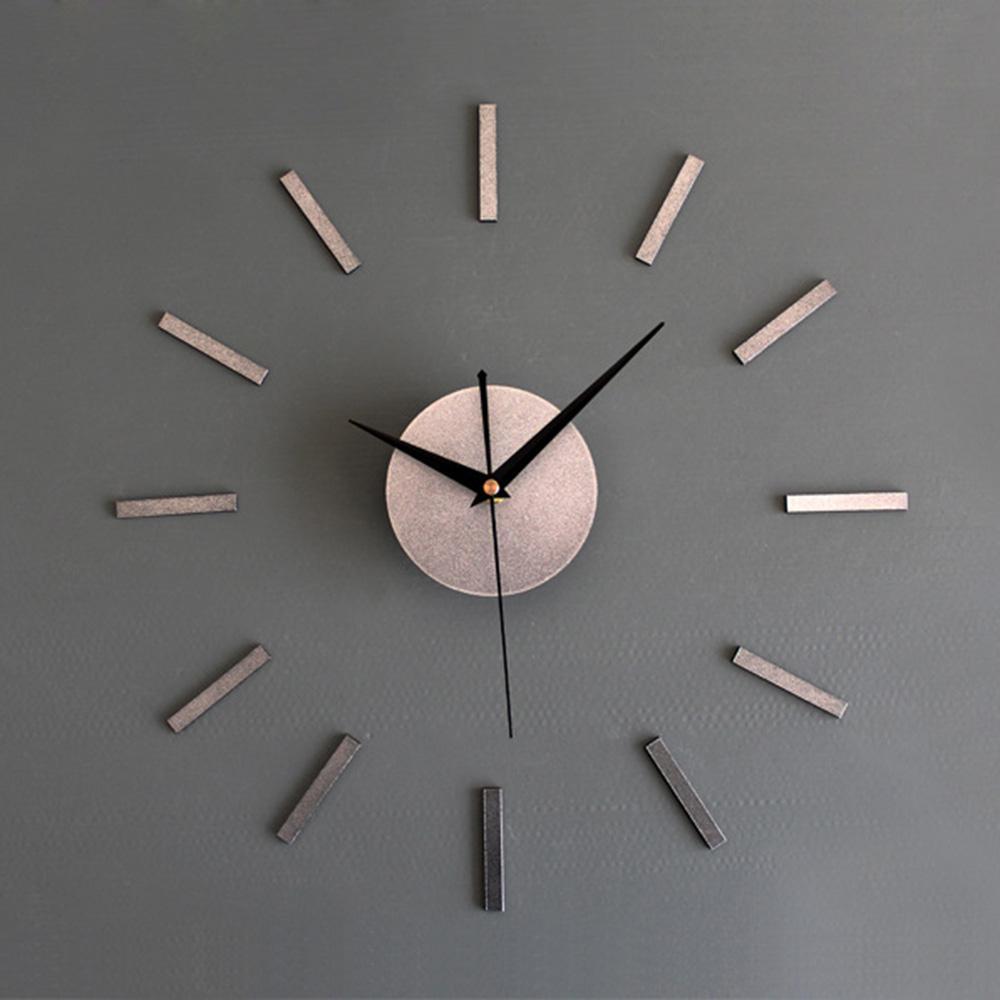 Diy Quarz Metall Acryl Uhr 3d Uhren 16 Wanduhr Zoll Stilvolle Horloge Wohnzimmer Wohnkultur Spiegel tdCBorxhsQ