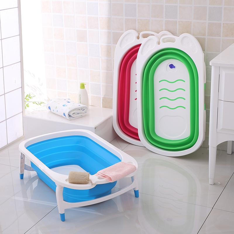 2018 En71 Baby Care Products, Foldable Baby Bath Tubs From ...