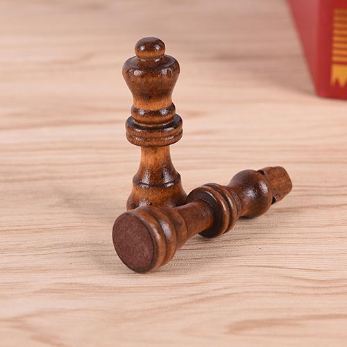 32Pcs / Set 64Cm Height Wooden Chess Pieces Juegos de entretenimiento