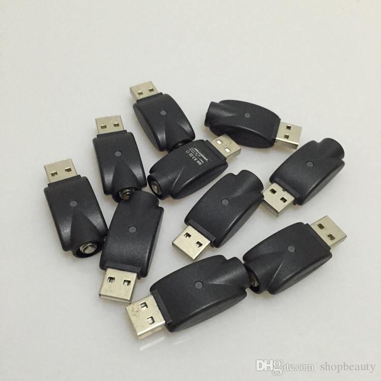 Cartuchos de vapor Cargadores USB E Cig Cable micro USB Cargador de batería EGO EVOD Vision Baterías Cargadores Cigarrillo electrónico Universal
