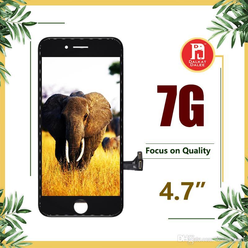 Tianma Qualität A + + + LCD-Display für iPhone 7 LCD-Bildschirm Touchscreen Digitizer Full Assembly High Definition bestanden Sunglass Test