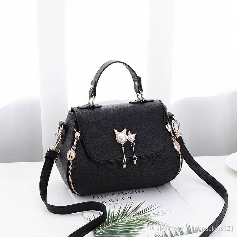 Latest Luxury Women Handbag Crossbody Bags for Women 2018 Leather ... d06169e8b
