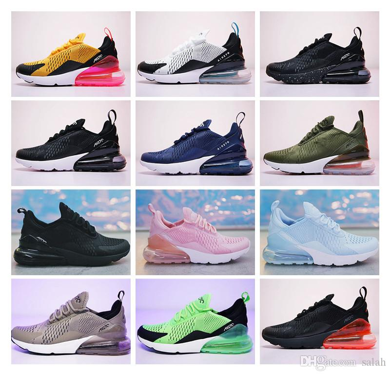 Wholesale High Quality Mens Flair Triple Black 270 Ah8050 Trainer Sports  Casual Shoes Womens Sole 270 Sneakers Size 36 45 Sneakers Office Shoes From  Salah, ...