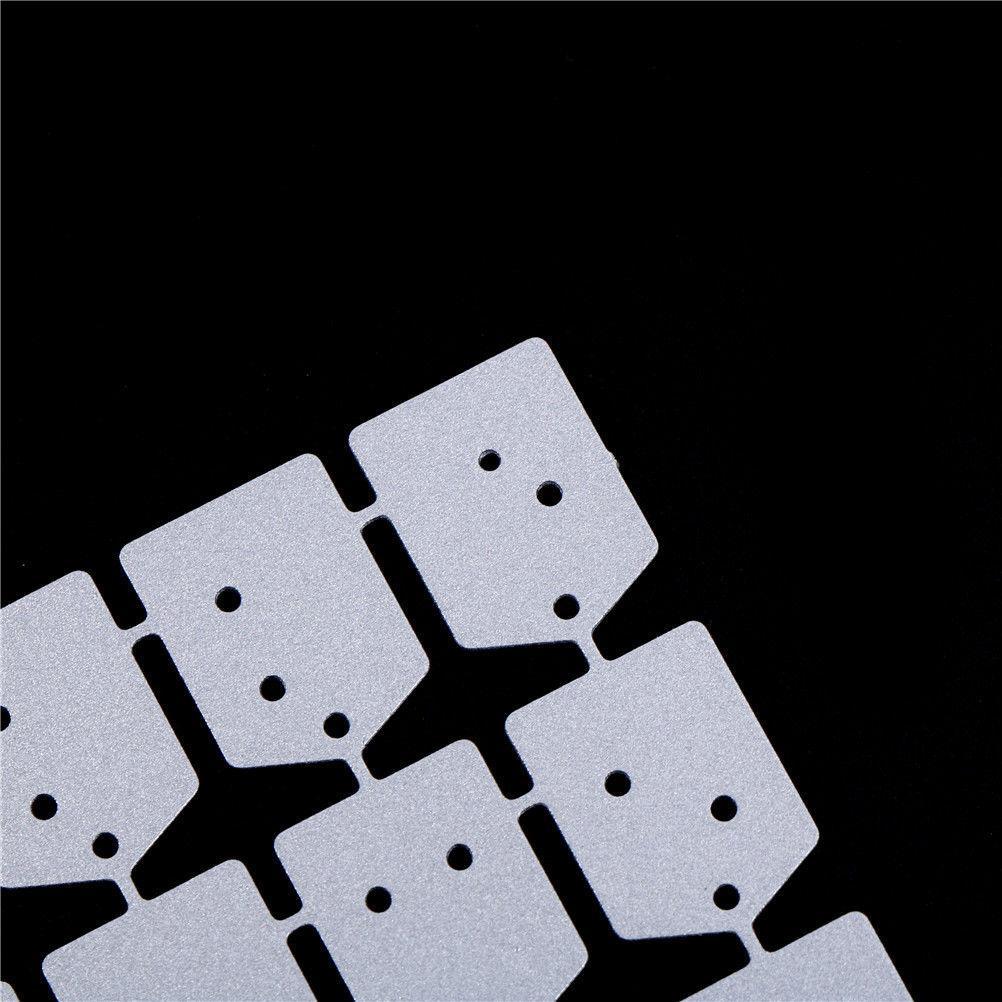 Алфавит резки металла умирает трафареты для DIY скрапбукинг 96 * 71 мм Записки бумаги фотоальбом Рождество ремесло резки умирает
