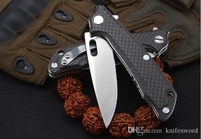 OEM Cobra Folding Knife D2 Steel Line Locks Outdoor self-defense tactical combat knife Xmas gift