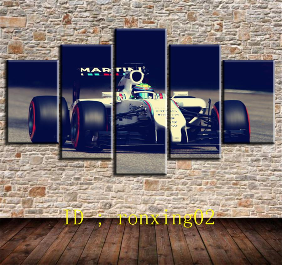 2018 formula 1 car 2015home decor hd printed modern art painting on canvas unframed framed from ronxing02 15 38 dhgate com