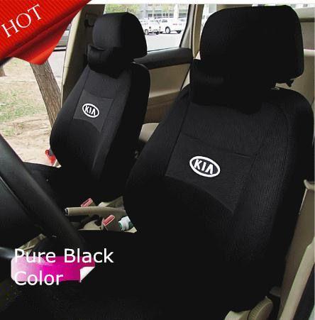 Car Seat Cover Set For TOYOTA Prius Corolla Yaris Reiz Vios All Seasons Years Models Universal 3d Mesh Protector Pad