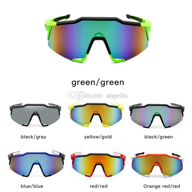 ad45d5e70f5 2018 New Cycling Glasses Windproof Glasses Outdoor Sports Glasses ...