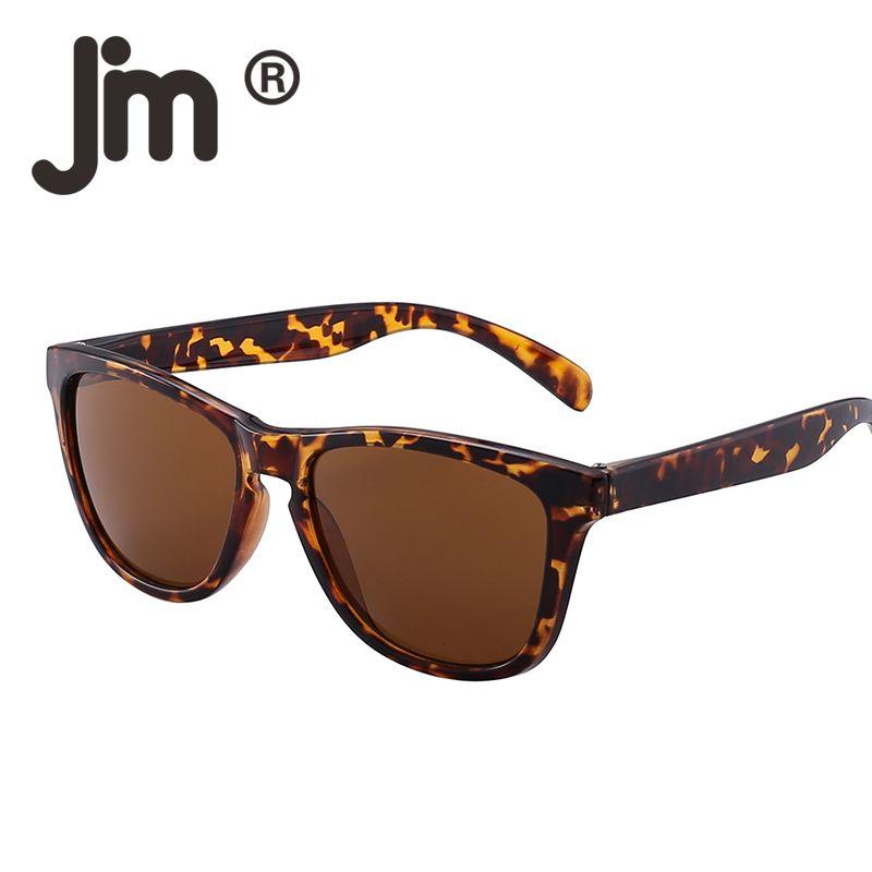 77d3890f2bc JM Retro Original Square 54mm Mirrored Lens Sunglasses Women Men ...