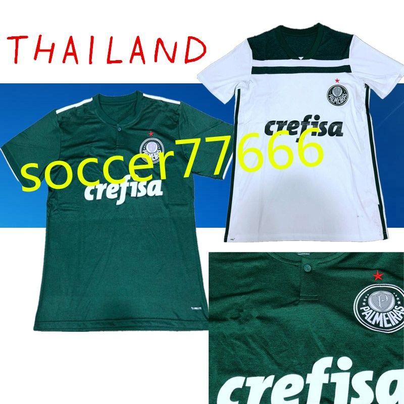ee0372be31 Compre Aaa 18 19 Palmeiras Camisa De Futebol Dudu Moises Casa Longe Thai  Camisa De Futbol De Qualidade Nome Personalizado Número 2018 2019 Palmeiras  Camisa ...