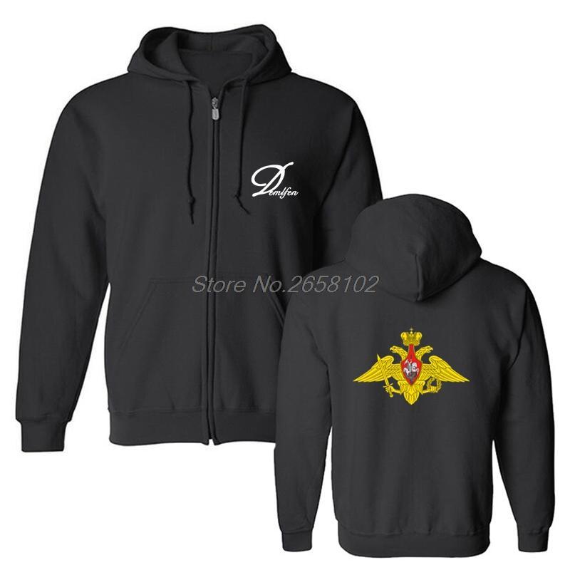 Printemps Hoodie Hommes Acheter Coton Russe Automne Armée Aigle Logo 4WqdUWw