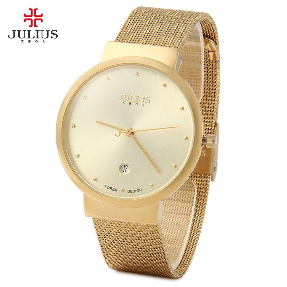 87bac5d00b0 Top Watches Men Luxury Julius Brand Men S Watches Stainless Steel Analog  Display Quartz Men Wrist Watch Ultra Thin Dial Relogio Buy Watch Online Buy  Watch ...